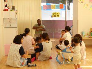 ☆9月の英会話教室☆