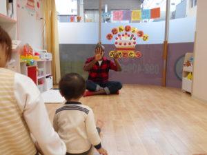 ♪英会話教室&お誕生会♪